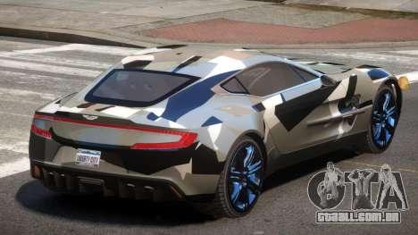 Aston Martin One-77 LS PJ4 para GTA 4
