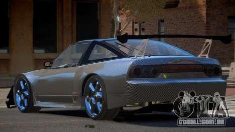Nissan 240SX D-Style PJ1 para GTA 4