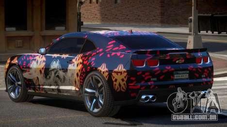 Chevrolet Camaro ZL1 R-Tuned PJ4 para GTA 4