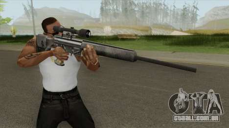 PSG-1 (Manhunt) para GTA San Andreas