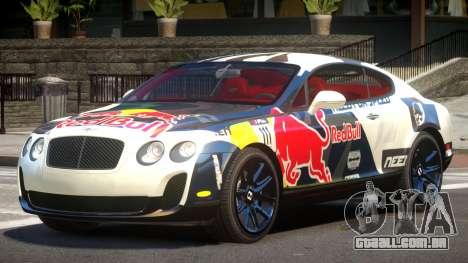 Bentley Continental RT PJ2 para GTA 4