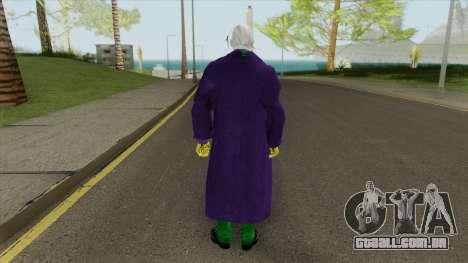 Mr J (Gotham) para GTA San Andreas