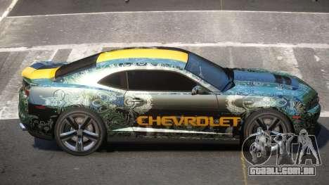 Chevrolet Camaro STI PJ4 para GTA 4