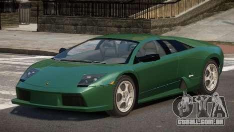 Lamborghini Murcielago SR para GTA 4