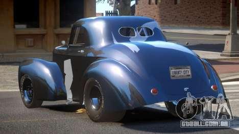 Willys Coupe 441 PJ2 para GTA 4