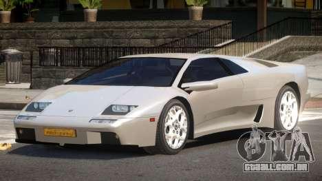 Lamborghini Diablo Alfa para GTA 4