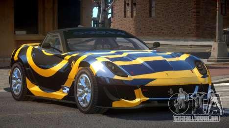 Ferrari 599XX R-Tuning PJ3 para GTA 4