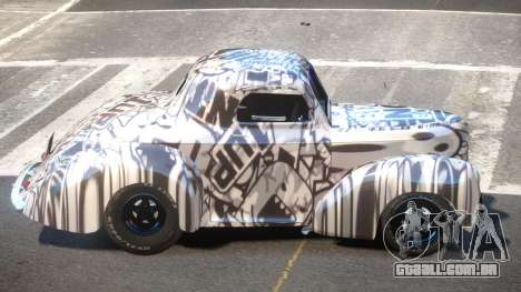 Willys Coupe 441 PJ1 para GTA 4