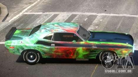 1972 Dodge Challenger RT PJ3 para GTA 4
