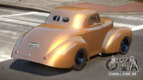 Willys Coupe 441 para GTA 4