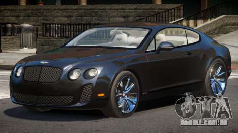 Bentley Continental S-Tuned para GTA 4