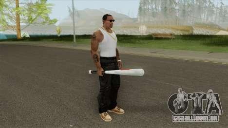 Metallic Bat (Manhunt) para GTA San Andreas