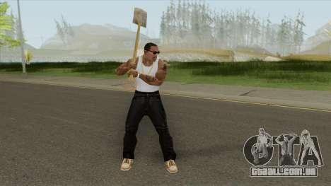 Shovel (GTA SA Cutscene) para GTA San Andreas