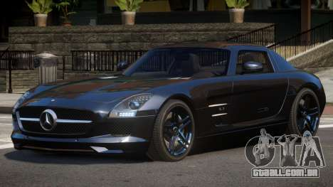 Mercedes Benz SLS AMG IS para GTA 4