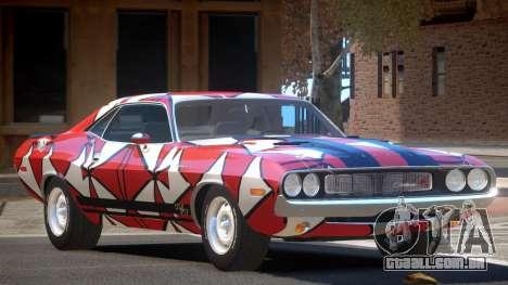 Dodge Challenger RT H-Style PJ2 para GTA 4
