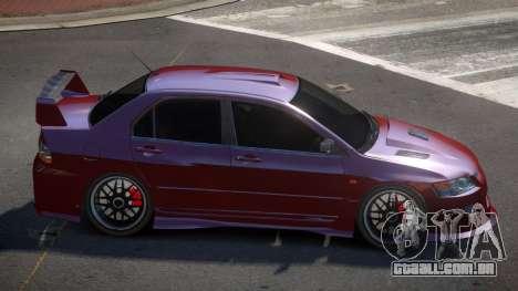 Mitsubishi Lancer Evo VIII S-Tuned para GTA 4