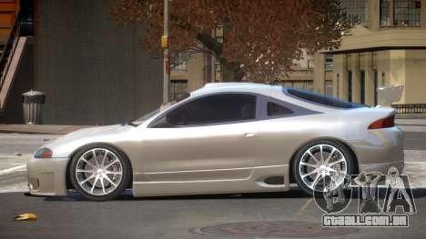 Mitsubishi Eclipse R-Tuned para GTA 4