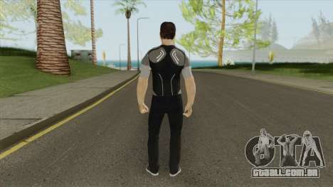 Tony Stark V1 (Iron Man 3) para GTA San Andreas