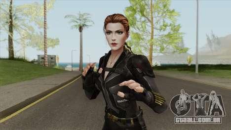 Black Widow para GTA San Andreas