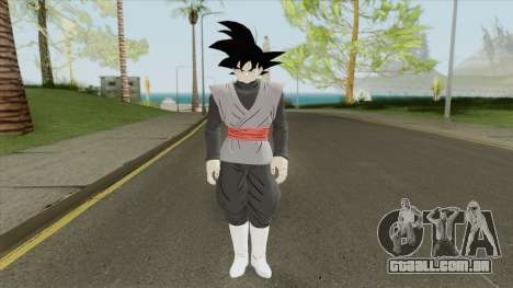 Goku Black V1 (Dragon Ball Super) para GTA San Andreas