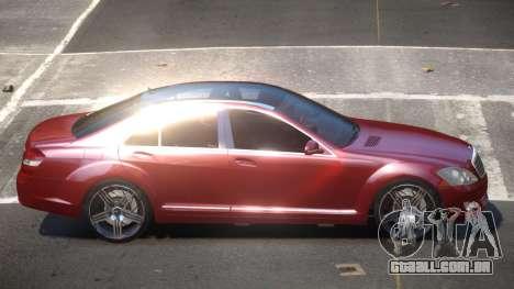 Mercedes Benz S500 CV para GTA 4