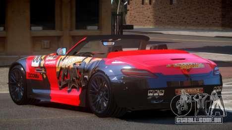 Mercedes-Benz SLS H-Style PJ4 para GTA 4