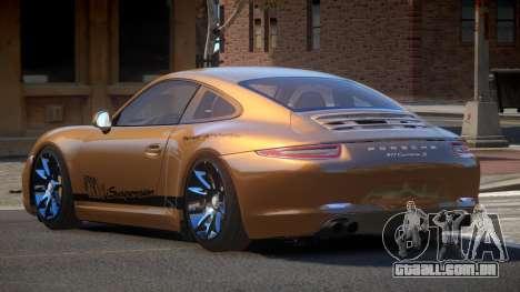 Porsche 911 LR para GTA 4
