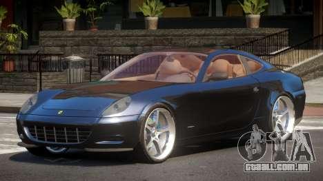 Ferrari 612 GT para GTA 4