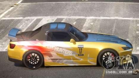 Honda S2000 GEN PJ4 para GTA 4