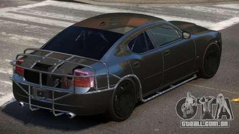 Dodge Charger Custom para GTA 4
