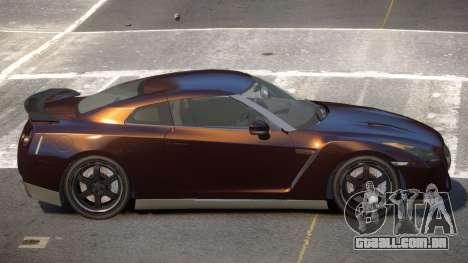 Nissan GTR R35 ZT para GTA 4