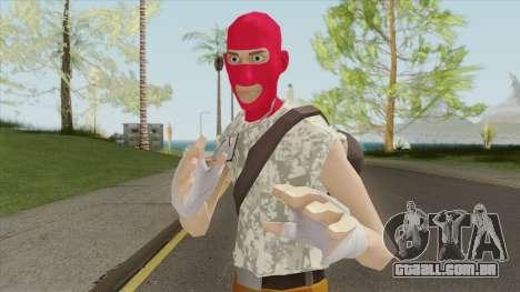 Son Of Spy (Team Fortress 2) para GTA San Andreas