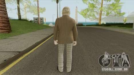 The Professional (GTA Online Character) para GTA San Andreas