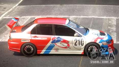 Mitsubishi Lancer S-Tuned PJ2 para GTA 4