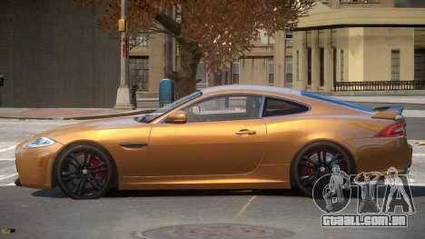 Jaguar XKR-S V1.2 para GTA 4