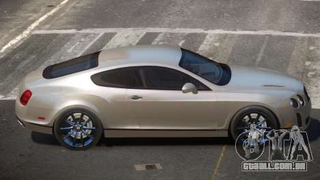 Bentley Continental SR para GTA 4