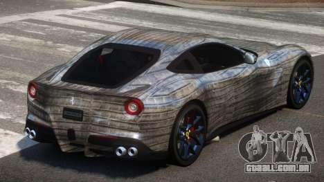 Ferrari F12 GT-S PJ6 para GTA 4