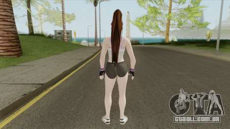 Hot Mai Shiranui (Sport Edition) para GTA San Andreas
