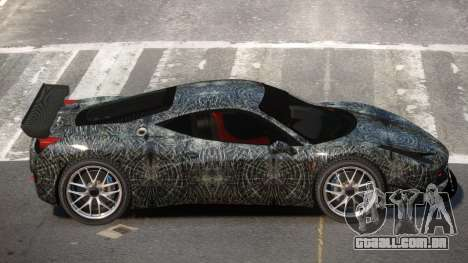 Ferrari 458 Qz PJ6 para GTA 4