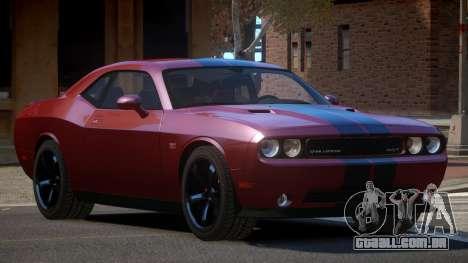 Dodge Challenger 392 para GTA 4