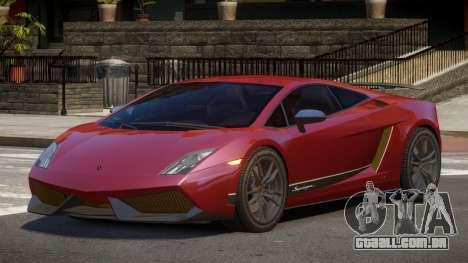 Lamborghini Gallardo LP570 RT para GTA 4
