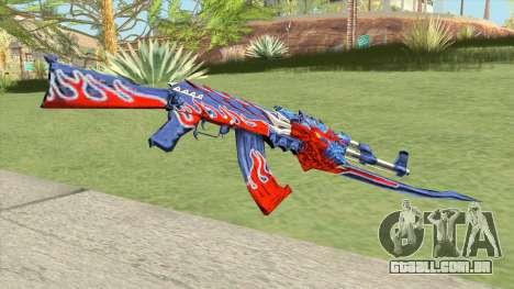 AK-47 (Beast Prime) para GTA San Andreas