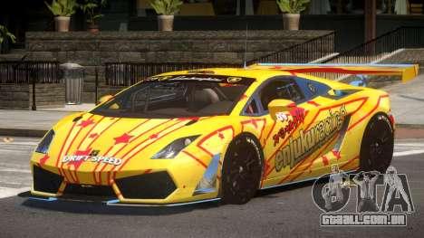 Lamborghini Gallardo LP560 SR PJ3 para GTA 4