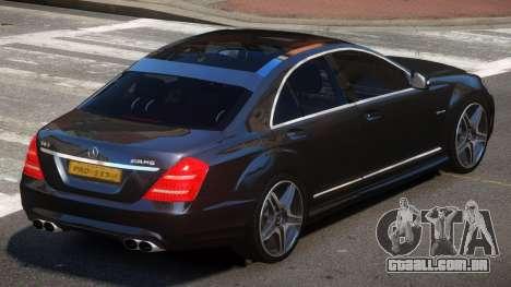 Mercedes Benz S63 A-Style para GTA 4