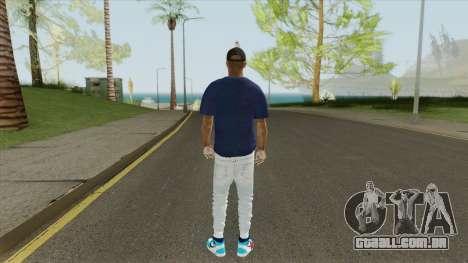 David West para GTA San Andreas