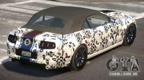 Ford Mustang GT CDI PJ6 para GTA 4