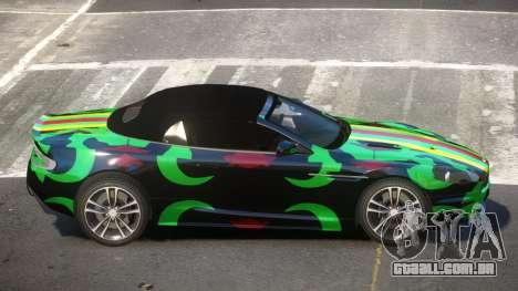 Aston Martin DBS LT PJ5 para GTA 4