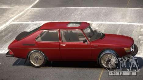 1980 Saab 99 Turbo para GTA 4