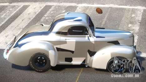 Willys Coupe 441 PJ4 para GTA 4