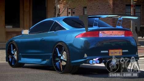 Mitsubishi Eclipse TR para GTA 4